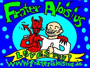 Banner von Frater Aloisius