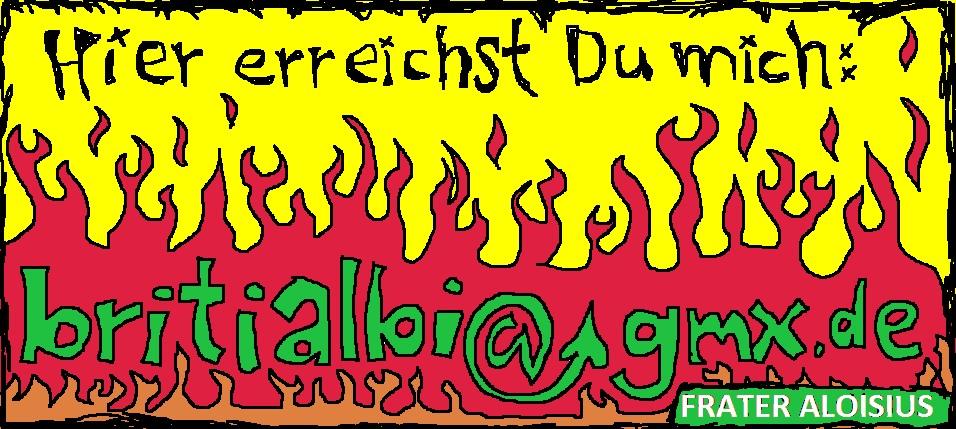 hier erreichst du mich - frater aloisius 2
