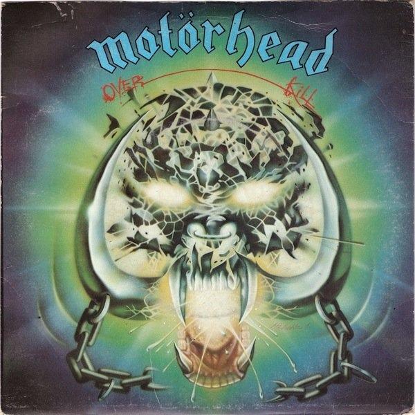 motörhead overkill 1979