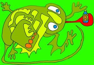 gecko rick zontar