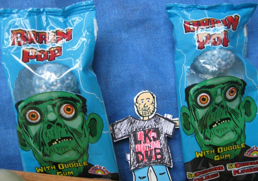 brain pop with bubble gum