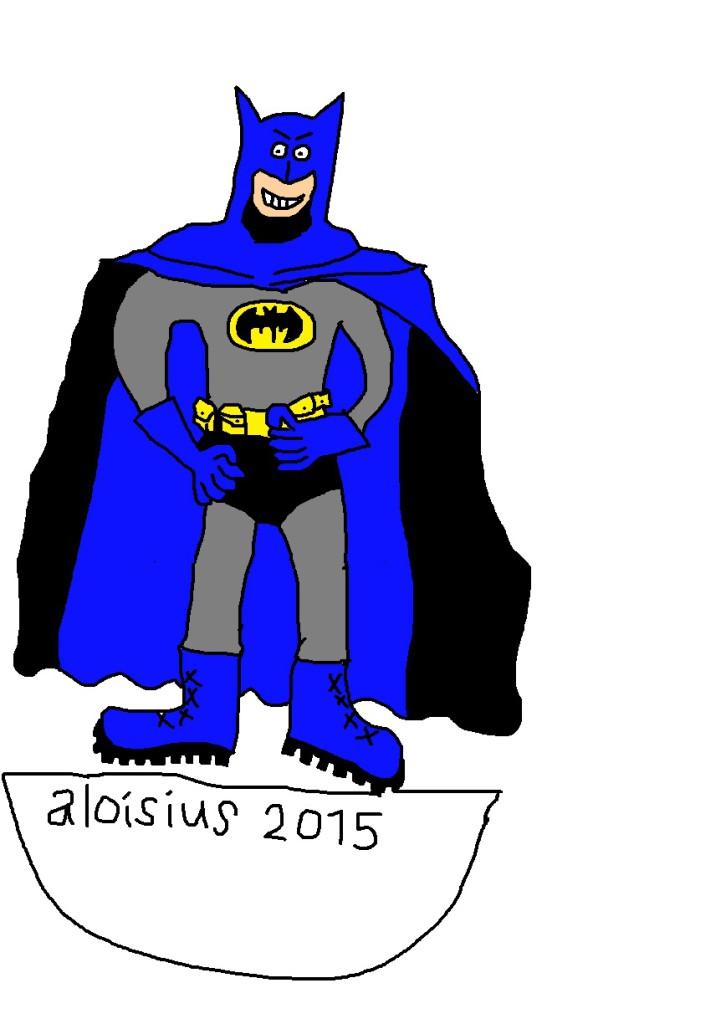 batman von frater aloisius222