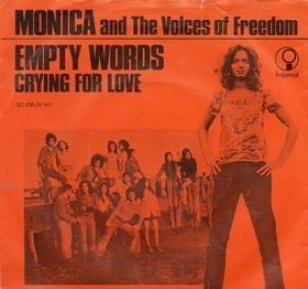 monica and the voices of freedom empty words imperial records