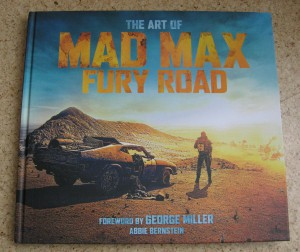 the art of mad max fury road abbie bernstein front