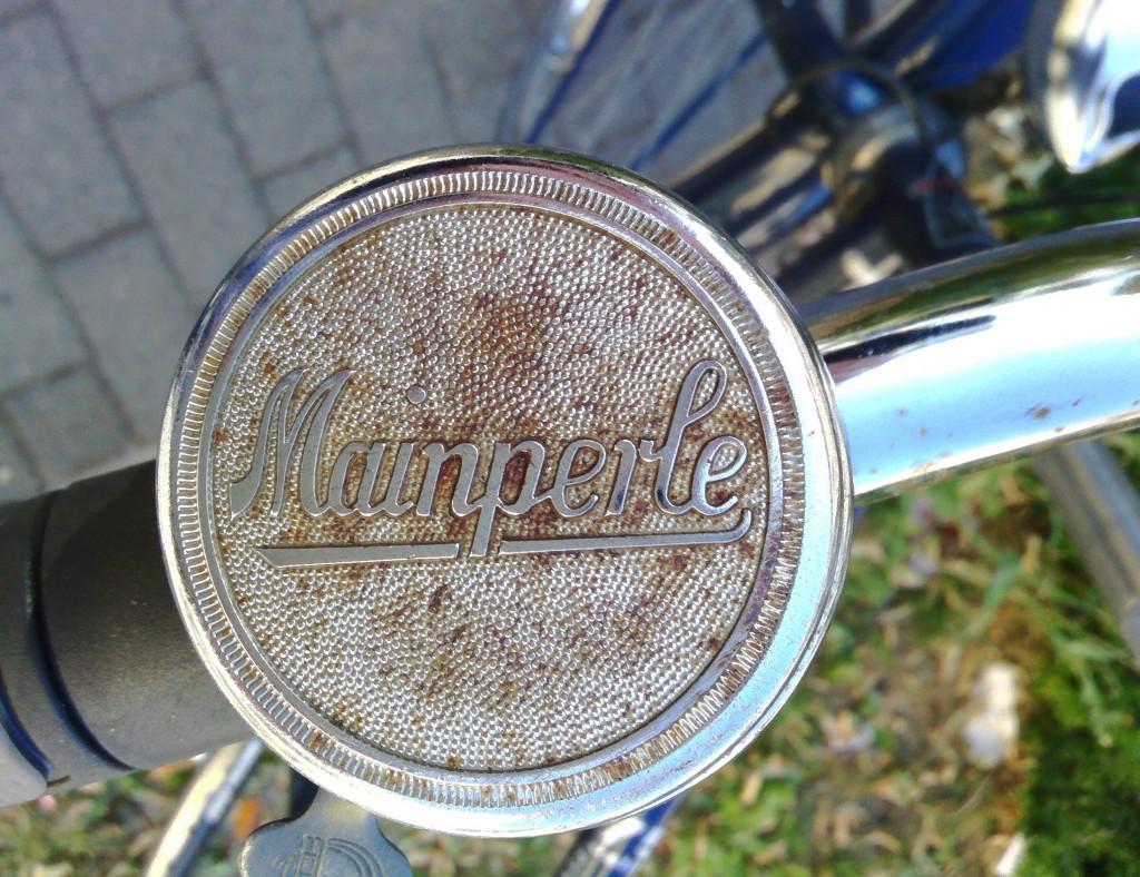 fahrradklingel mainperle