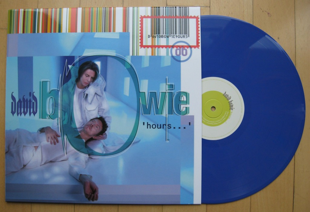 bowie hours 1999 reissue 2014
