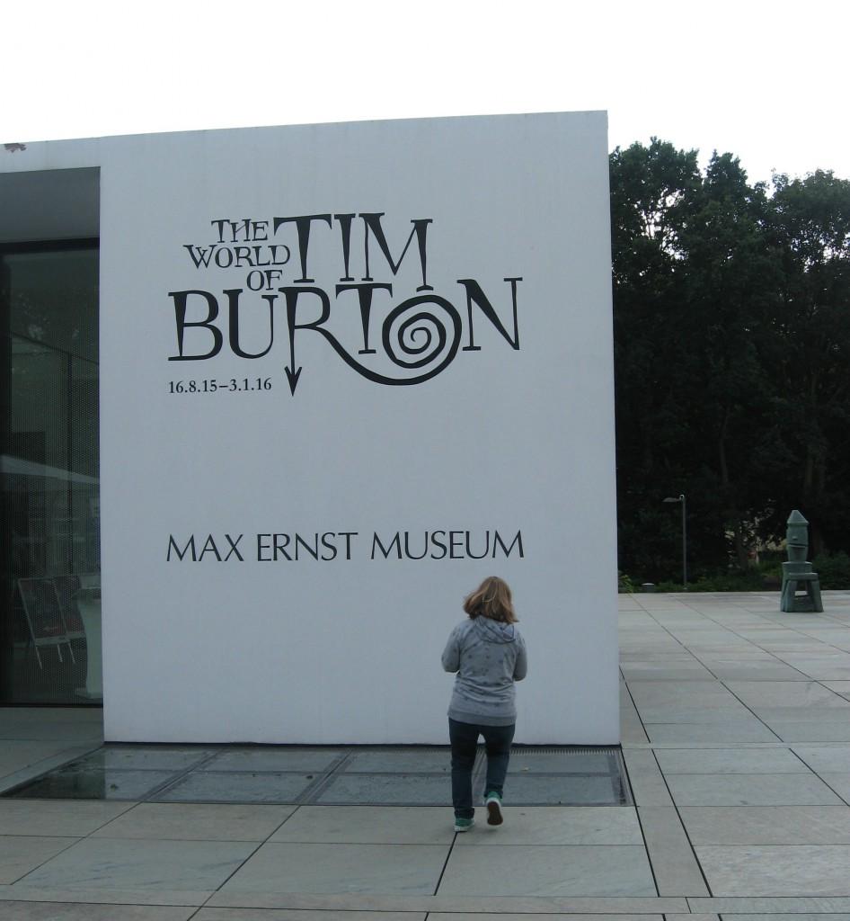 tim burton Ausstellung 2