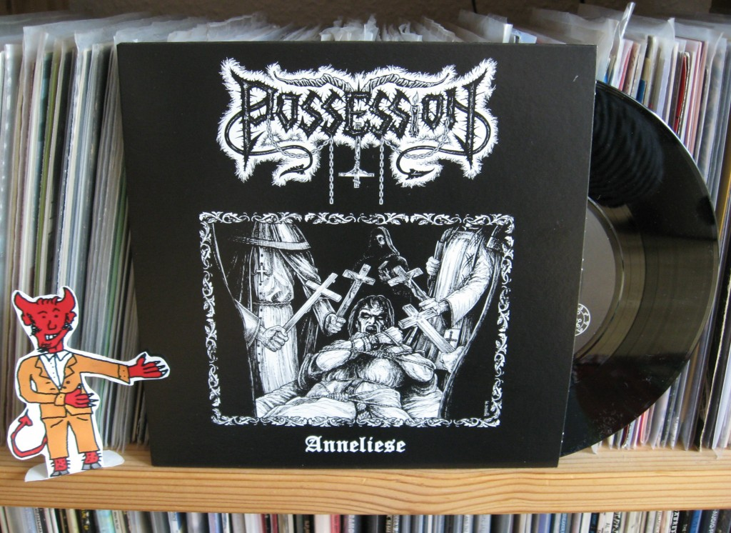 possession anneliese 7inch vinyl