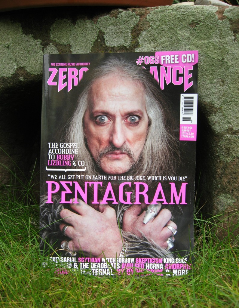zero tolerance extreme music authority issue 68 bobby liebling