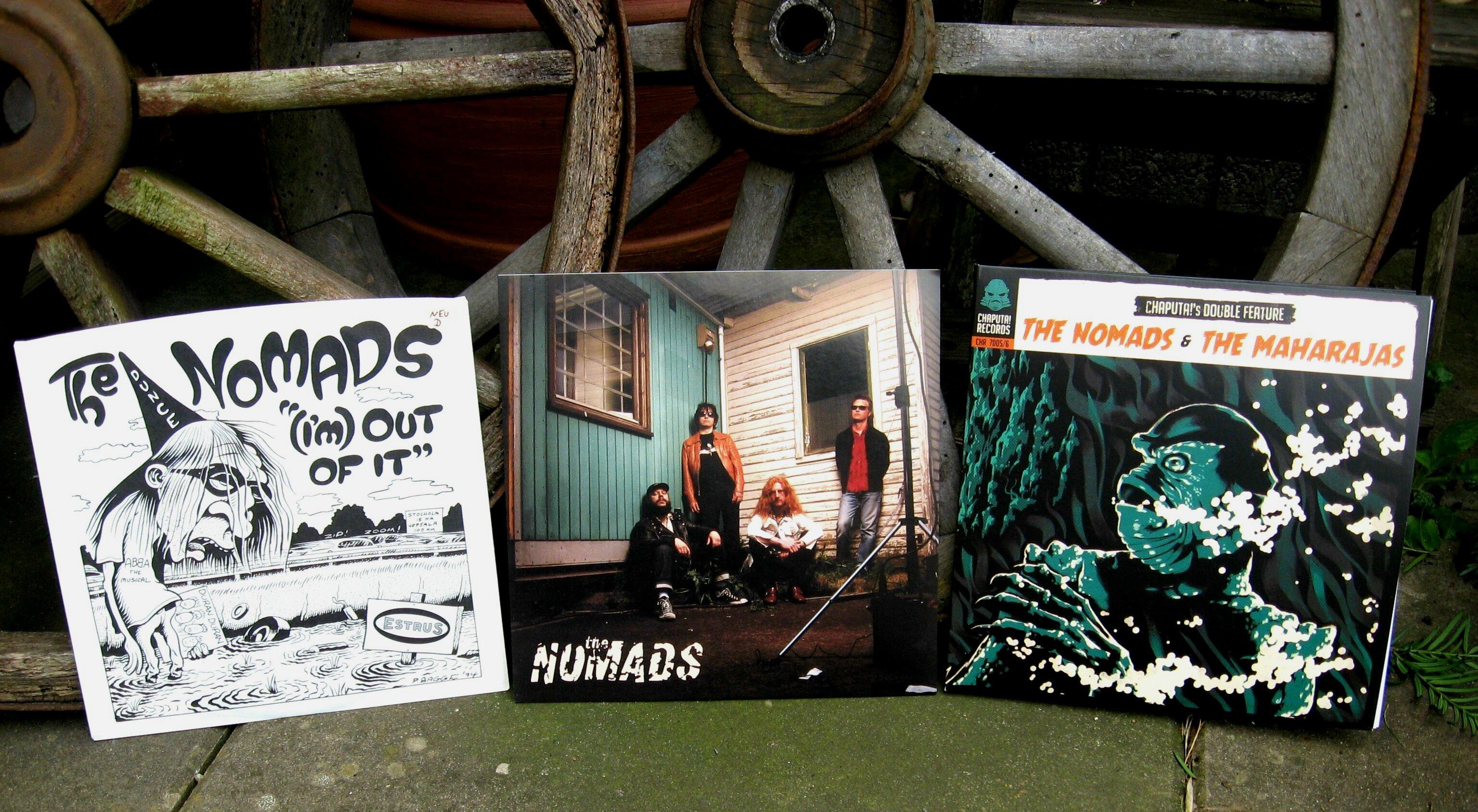 nomads drei singles front