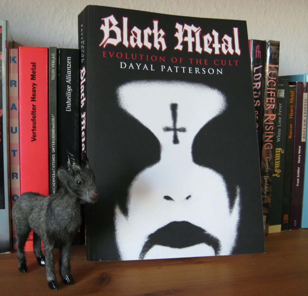 black metal dayal patterson